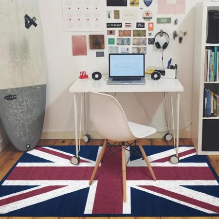 范登伯格-旗威 英國國旗地毯/地墊-100x140cm