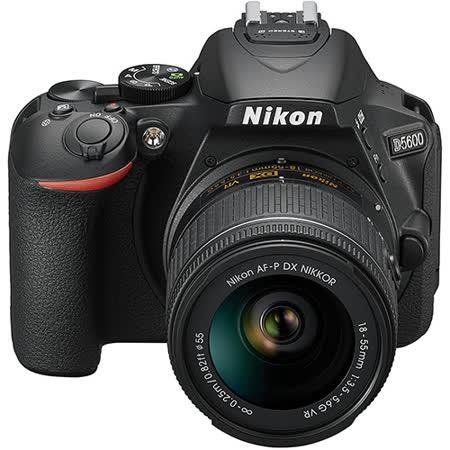 Nikon D5600 18-55mm 單鏡組(公司貨)-送64G卡+原廠電池+專用電池+吹球清潔組+拭鏡筆+專用遮光罩+保護鏡+專用快門線+HDMI+減壓背帶+相機包+熱薛蓋水平儀