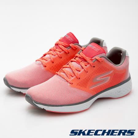SKECHERS (女) 健走系列GO Walk Sport-14138HPW