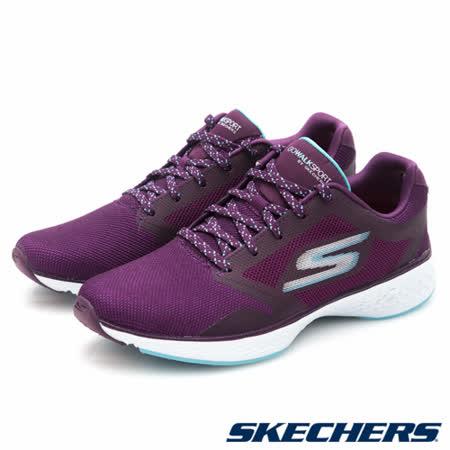 SKECHERS (女) 健走系列GO Walk Sport-14138PRAQ