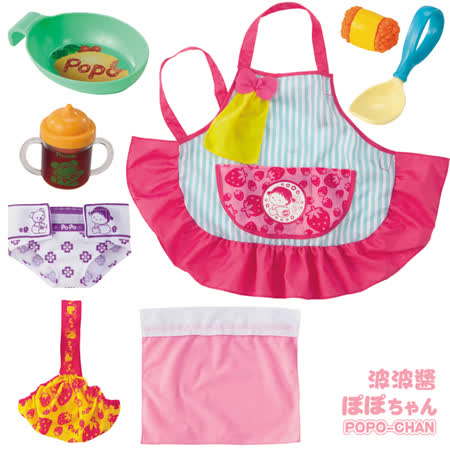 【日本POPO-CHAN】小媽媽趣味學習組合 AI277