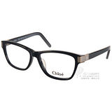 CHLOE眼鏡 典雅時尚款 (黑)  # CL2655 C001