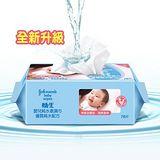 嬌生嬰兒 純水柔濕巾(加厚型) 70片x12入