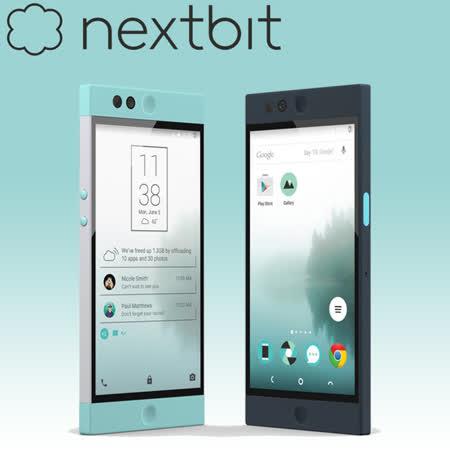 Nextbit Robin羅賓5.2吋智慧型雲端手機★贈原廠快充2.0+保護貼+高品質透明軟殼