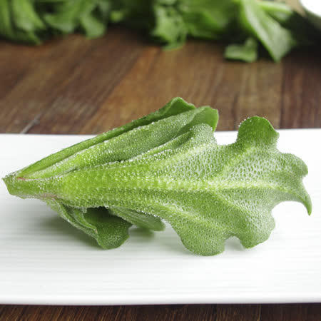 鮮採家 高品質綠色網室水晶冰菜6盒入(單盒120g±10%)
