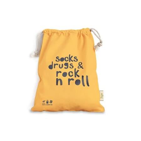 【義大利 Rocket】旅用收納袋-Socks Drugs & Rocknroll
