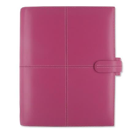 FILOFAX  CLASSIC經典 A5扣式萬用手冊-粉紅