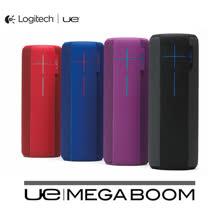 Ultimate Ears UE MEGABOOM 攜帶型防水無線藍牙喇叭 支援NFC(紅/紫/藍/黑) 原廠公司貨