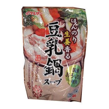 日本丸三限定鍋底-豆乳鍋750g