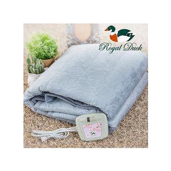 ROYAL DUCK 恆溫電熱毯(十小時定時控制)-韓國製 雙人適用