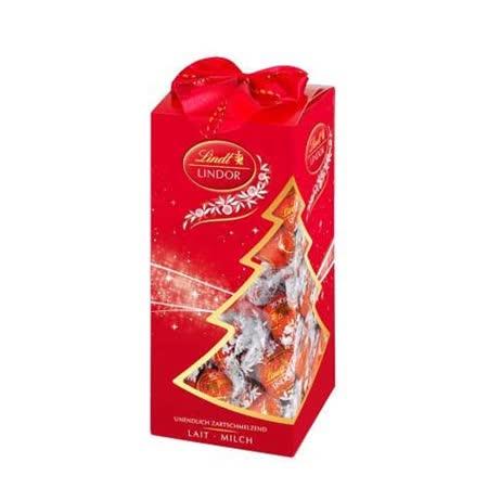聖誕商品-Lindor牛奶巧克力350g