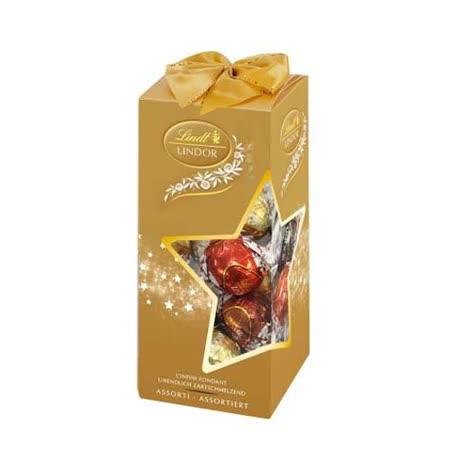 聖誕商品-Lindor綜合巧克力350g