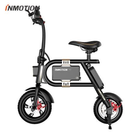 TECHONE P1f 折疊式電動自行車 鋰電池超輕成人代步便攜車