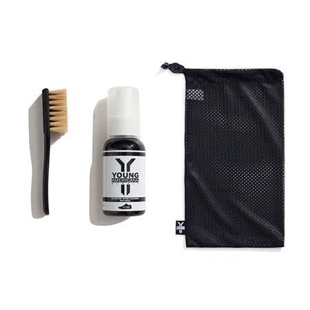 【Y.A.S】 美鞋神器 洗鞋劑60ml+洗鞋袋-原味(AA0043)