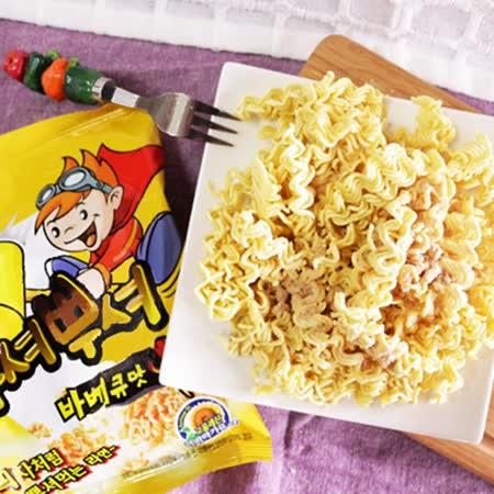 【不倒翁OTTOGI 】拉麵餅乾-BBQ風味 香脆麵