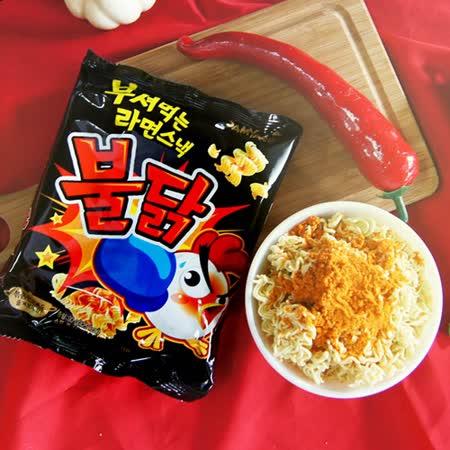 【火辣雞】韓國炒辣雞風味脆麵