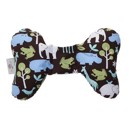 Baby Elephant Ears 寶寶護頸枕 - 藍色河馬 Zoology Blue Ear / 34.5cmx20cmx5cm