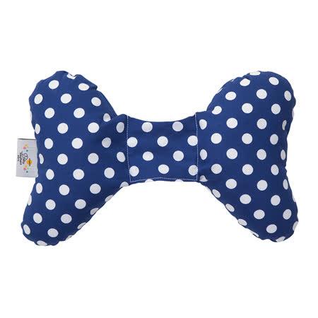 Baby Elephant Ears 寶寶護頸枕 - 藍色點點 Royal Blue Dot Ear / 34.5cmx20cmx5cm
