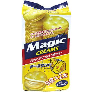 MAGIC CREAMS起司夾心餅150g