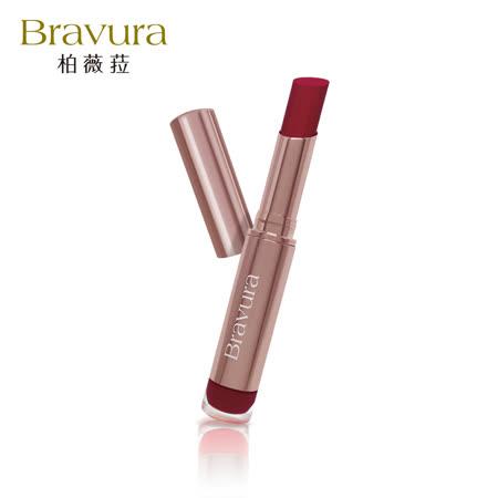 【柏薇菈 Bravura】迷漾水潤唇膏-乾燥玫瑰(L207)