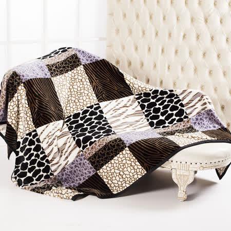 Wonderland 輕柔細緻保暖厚版法蘭絨毯