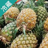 台灣金鑽鳳梨2粒(1.2 kg±5%/粒)