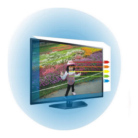 27吋[護視長]抗藍光液晶電視護目鏡AOC B款