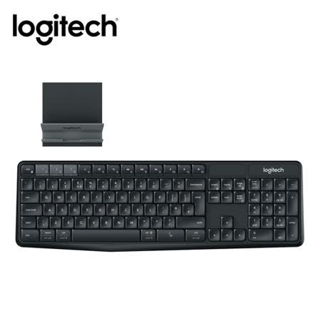 羅技 Logitech K375s 藍芽多工無線鍵盤(附支架)