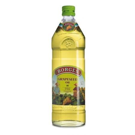 【BORGES百格仕】原瓶進口-葡萄籽油1Lx1瓶