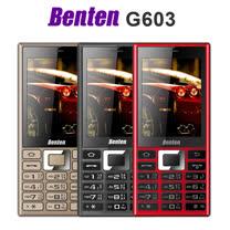 Benten G603 3G 可以LINE/FB/ 2.8吋無照相/智慧型軍人科技直立式手機