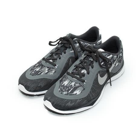 (女) NIKE 輕量訓練鞋 炭灰 鞋全家福