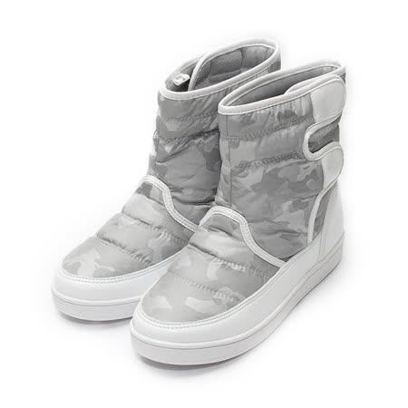 (中大童) CONNIFE 迷彩太空靴 白 鞋全家福