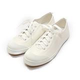 (女) GIOVANNI VALENTINO 復古綁帶休閒鞋 白 鞋全家福
