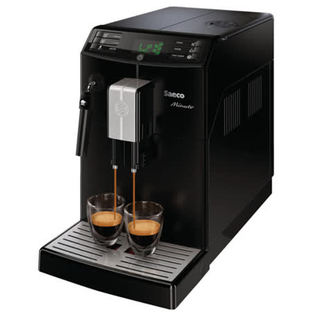 【飛利浦 Saeco】Minuto Focus 全自動義式咖啡機 HD8761