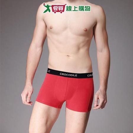 鱷魚 舒適平口褲(M~XL)*2件裝