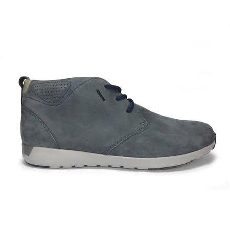 GEOX - U JEPSON B 休閒鞋 布料 牛皮 合成皮