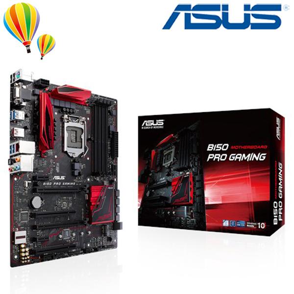 ASUS 華碩 B150 PRO GAMING 主機板 1151腳位 DDR4