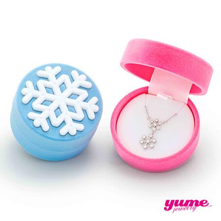 【YUME】雪之戀項鍊耶誕禮盒