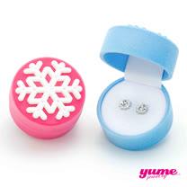 【YUME】星光燦爛耳環耶誕禮盒