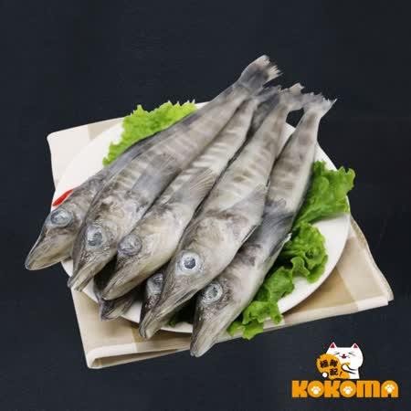 【極鮮配】南極冰魚 (110g±10%/包)-6包