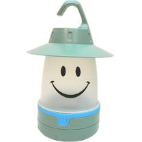【波克貓哈日網】LED掛燈◇露營燈 / 走廊燈◇《微笑圖案》綠