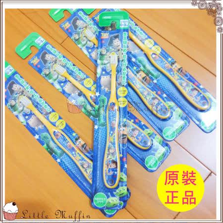 日本進口 阿卡將 SKATER 迪士尼 DISNEY 玩具總動員 toy story 幼兒易握牙刷0-3歲