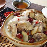 呷七碗 麻油雞肉鍋2件組 (840公克/件)