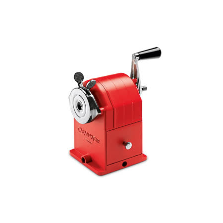 CARAN d'ache 卡達馬特洪峰紅色鐵盒限定版 455.070(現貨供應中)