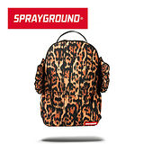 SPRAYGROUND DLX WINGS 系列 Leopard Drips Wings 豹紋翅膀潮流筆電後背包