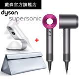 【送dyson兩千禮券】dyson Supersonic吹風機 HD01 桃紅色