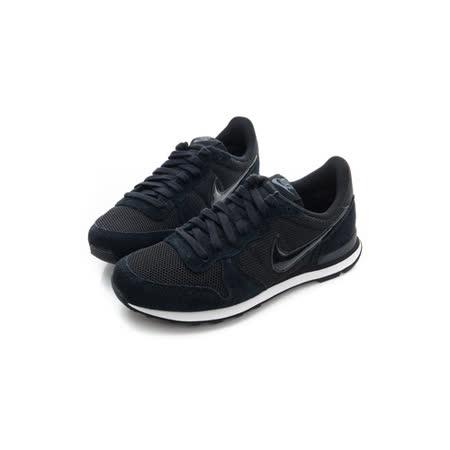 NIKE (女) 經典復古鞋 黑白 828407003