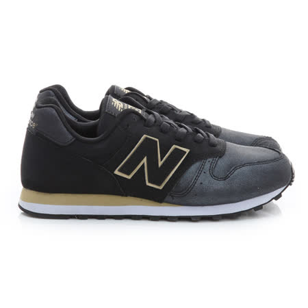 New Balance (女) 經典復古鞋 灰黑黃 WL373NG