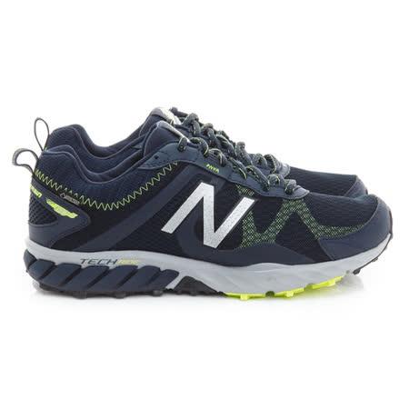 New Balance (男) 慢跑鞋 黑白 MT610GX5