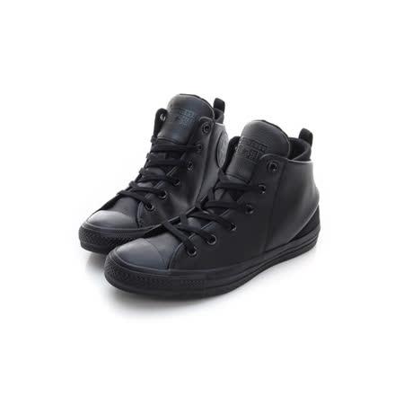 Converse (女) 帆布鞋(高統) 黑 553377C